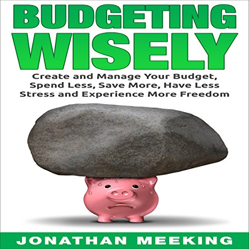 Budgeting Wisely audiobook cover art