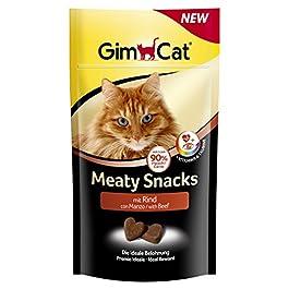 Gimcat Meaty con Buey, 35g 35 GR