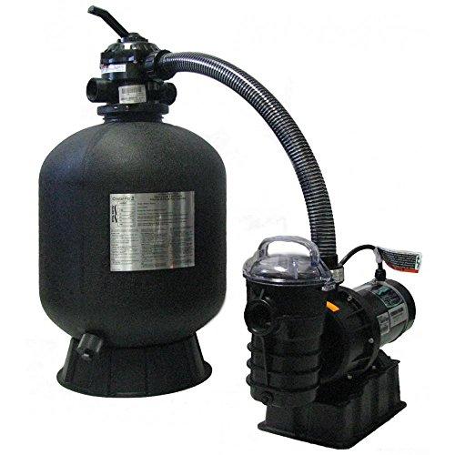 Sta-Rite 19' Sand Filter w/ Pump & Hoses