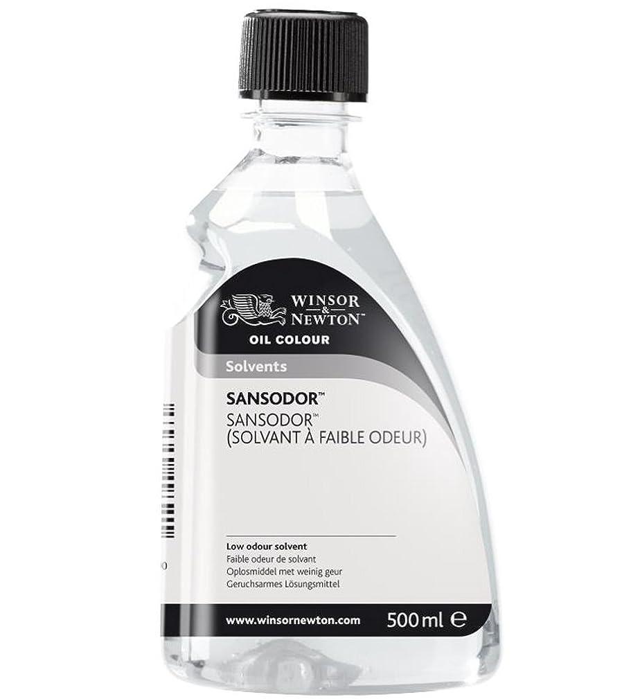 W&N Sansador, Low Odor Solvent, 500 ml Bottle