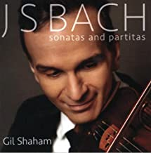 JS Bach Solo Sonatas & Partitas