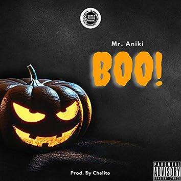 Boo (feat. Mr Aniki)