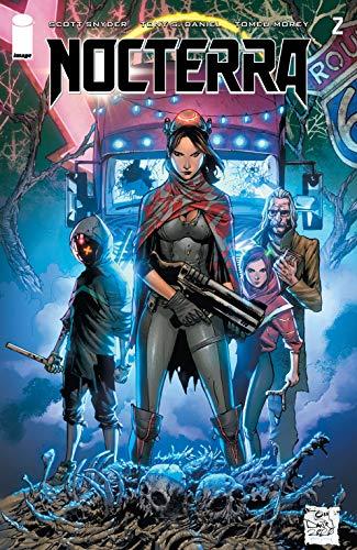 Amazon.com: Nocterra #2 eBook: Snyder, Scott, Daniel, Tony Salvador, Morey,  Tomeu, Daniel, Tony Salvador, Morey, Tomeu: Kindle Store