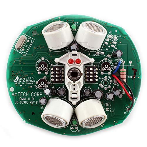 Hubbell 20-01872 OMNIDT2000 Replacement Dual-Tech Sensor Circuit Board, 24-Vdc