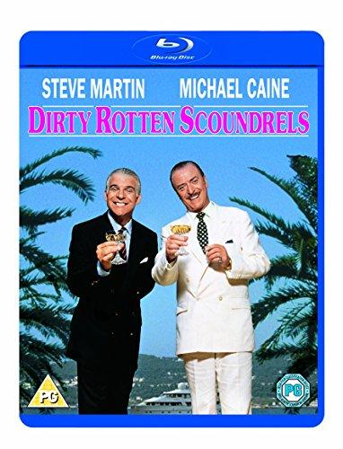 Dirty Rotten Scoundrels BD [Reino Unido] [Blu-ray]