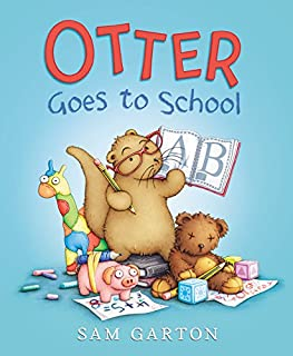 Otter Goes to School