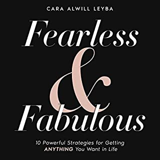 Fearless & Fabulous audiobook cover art