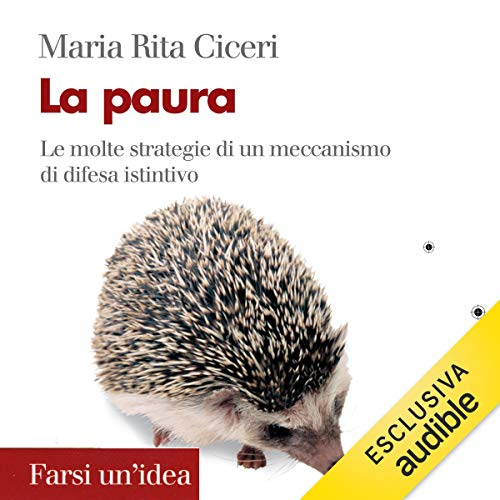 La paura cover art