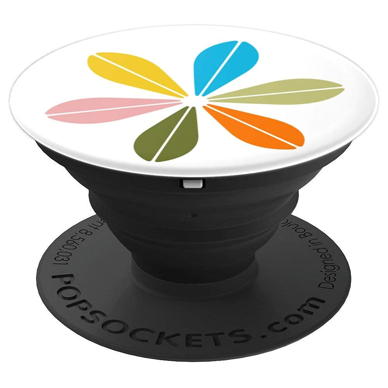 Mothership: Vintage Catherineholm Lotus Pattern - PopSockets Grip and Stand for Phones and Tablets