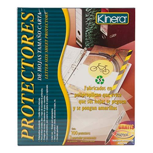 protectores de hojas de carpeta fabricante Kinera