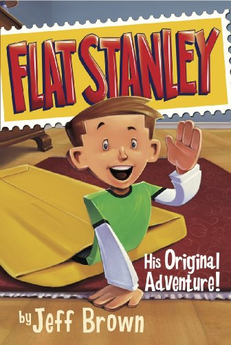 Flat Stanley: His Original Adventure! (English Edition)