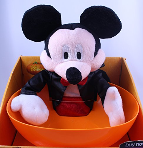 Mickey Mouse Animated Candy Holder