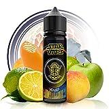 E-liquid con sabor a solero de lima con frutas de YOVAP Sin nicotina 50ml de STAR VAPS para cigarrillo electrónico | Vap Fip