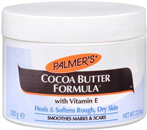 Palmers Cocoa Butter Palmer Burro di Cacao Formula Crema 7,25 once (Confezione da 2)
