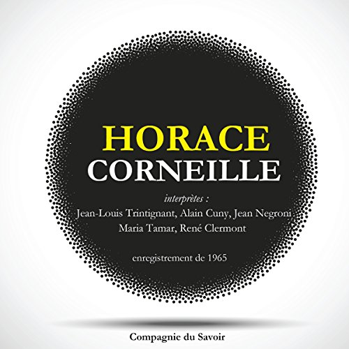 Couverture de Horace
