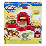 Play-Doh-Cocina de Pizza, multicolor, Talla Única Hasbro E4576EU4