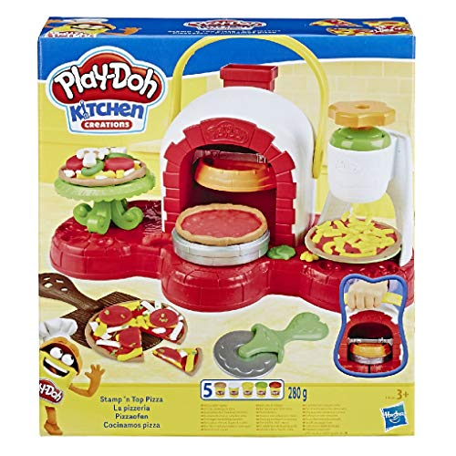 Play-Doh – Pate A Modeler La Pizzeria