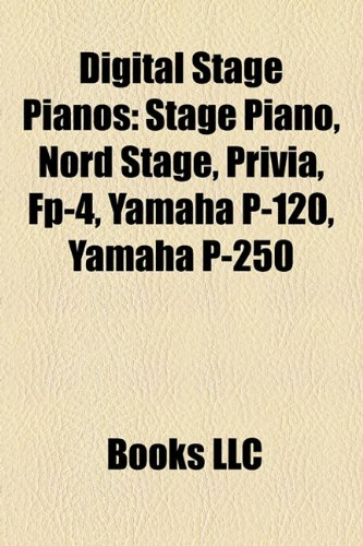 Digital Stage Pianos: Stage Piano, Nord