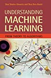 Understanding Machine Learning: From Theory to Algorithms - Shai Shalev-Shwartz