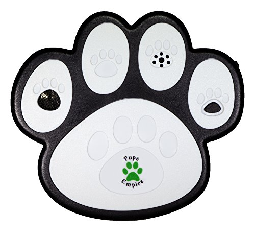 Anti Barking Device Tool 2018 – Dog Bark Silencer – Ultrasonic Dog Bark Deterrent Safe For All Breeds With 3 Sound Sensitivity Modes – Anti Bark Stopper By Pups Empire