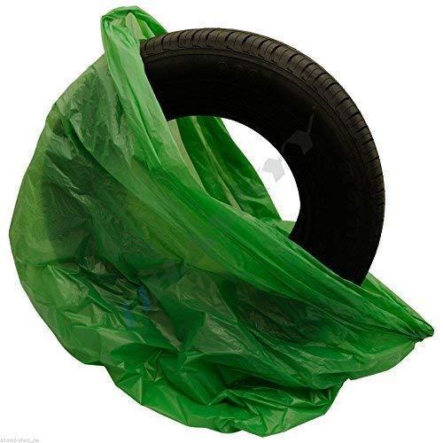 100 XXL Reifensäcke 102x102cm Reifentüten Reifen Reifenhüllen Reifenbeutel Reifentasche bis 22