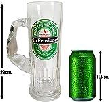 Boccale da Birra per la Pensione...