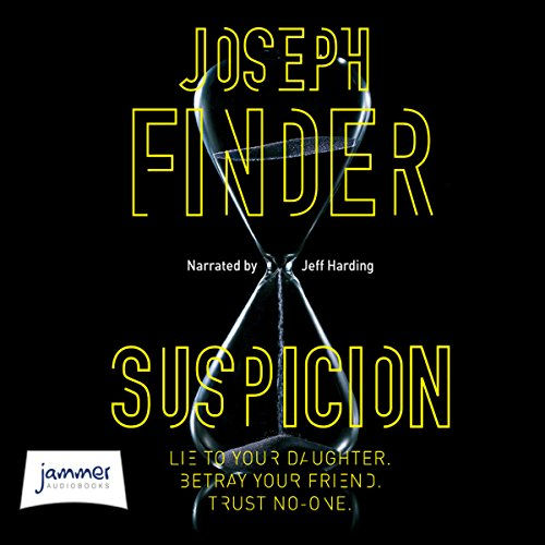 Suspicion audiobook cover art