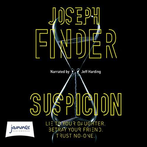 Suspicion cover art