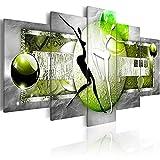 HSBZLH Pinturas Decorativas Láminas HD Cartel Estilo Harry Abstracto Cinco Impresiones Consecutivas Cuadro Pintura para El Hogar Cuadro Pared para Sala Estar Pintura Artística