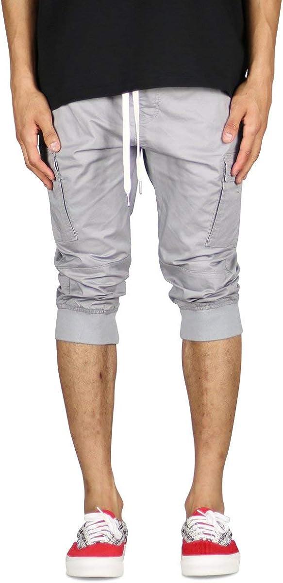 Hyper Denim Ella Cargo Short (XL,Gray)