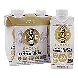 EVOLVE Ideal Vanilla Protein Shake 4Pk, 11 FZ