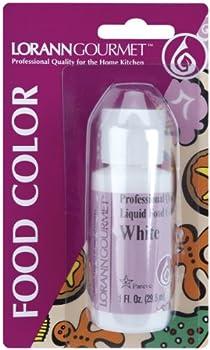 LorAnn Oils Liquid Food Color 1 oz White