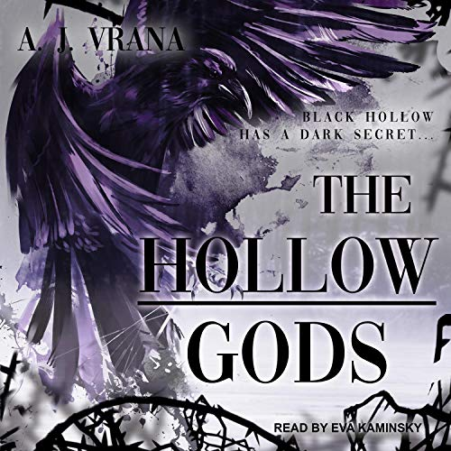 The Hollow Gods Audiobook By A.J. Vrana cover art