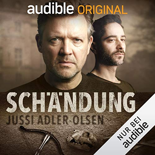 Schändung - Carl Mørck audiobook cover art