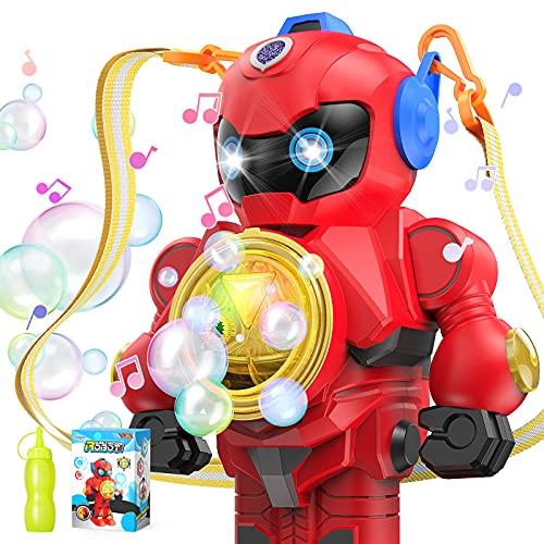 Auto Robot Bubble Maker