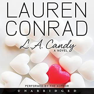 L.A. Candy audiobook cover art