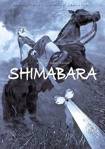 Shimabara : Coffret prestige 2 volumes