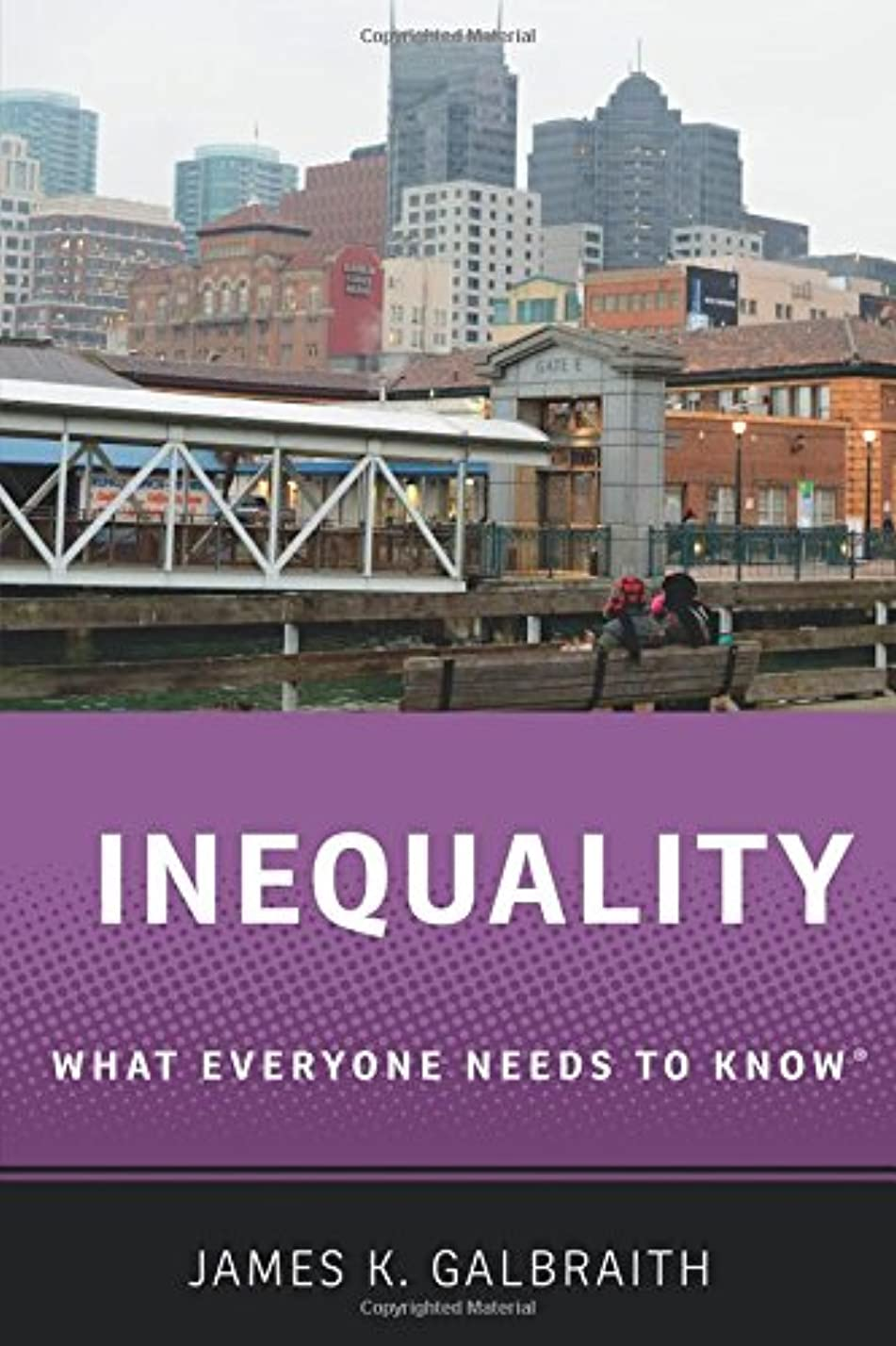 きれいに一致レンチInequality: What Everyone Needs to Know