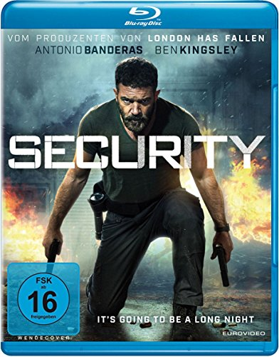 Security - It's going to be a long night [Alemania] [Blu-ray]