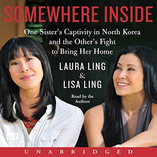 Somewhere Inside  audiobook cover art