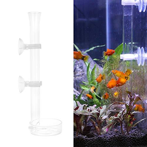 Desonocido /Ø21.5cm 5 litros Light Up Ronda Brillante Cristal Cuenco del Acuario del Tanque de Escritorio LED