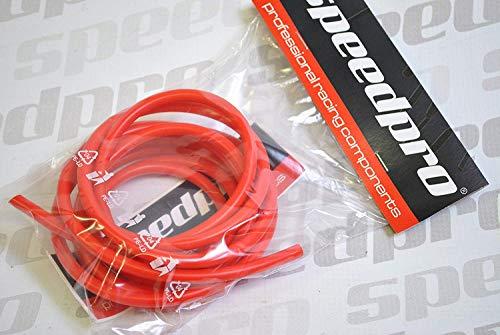 Preisvergleich Produktbild Sport Silikon-Vakuumschlauch-Entlüfter Turbo Radiator 5mm 3m Länge -Speedpro Packs