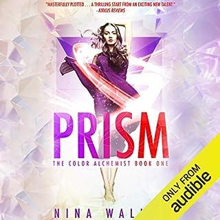 Prism audiobook cover art