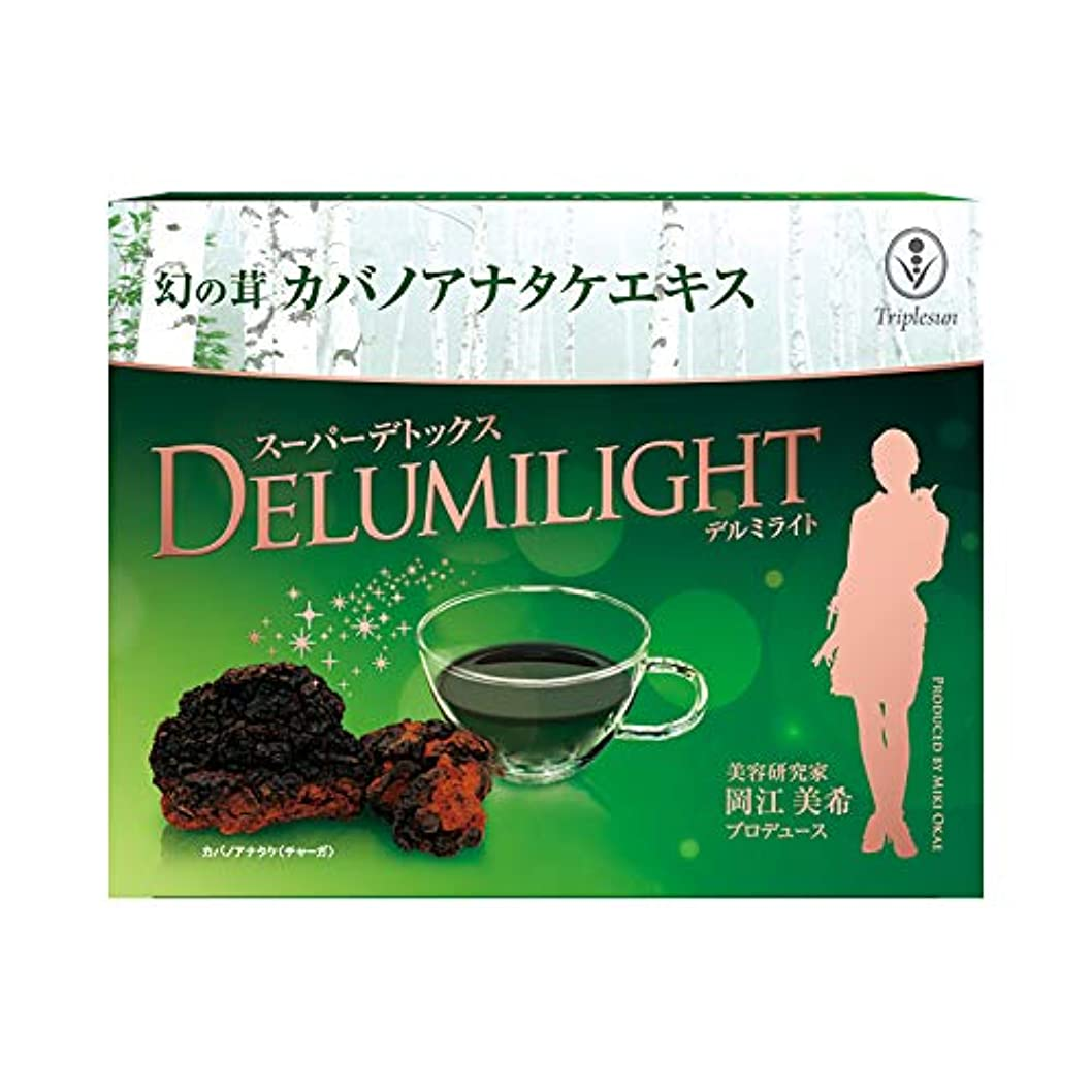 利益ポーン洗剤EPORASHE デルミライト(チャーガ/カバノアナタケ) (1箱)