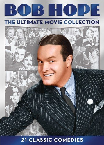 Bob Hope: The Ultimate Movie Collection DVD - $15 - Amz