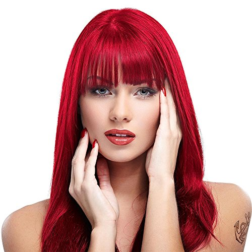 Manic Panic High Voltage Classic Coloration Semi-Permanente 118ml (Red Passion)