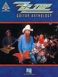 Partition : Zz Top Guitar Anthology Guit.Tab