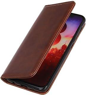 HAOTIAN Hoesje voor Samsung Galaxy S20 FE 4G/5G portemonnee, met [Cash en Card Slots] [Kickstand] [Magnetische functie] Fo...