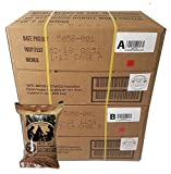 ULTIMATE MRE Case A and Case B Bundle, 24 Meals with 2018 Inspection Date. Military Surplus Meal Ready to Eat with...