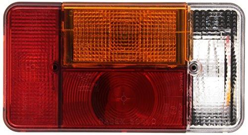Van Wezel 9902924 achterlicht rechts, grijs